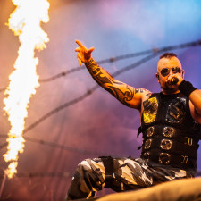 LIVE REVIEW: Sabaton Take 'The Great War' To Amsterdam For Game-Changing Sold Out Show