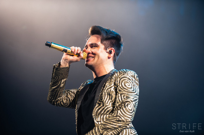 This Panic! At The Disco Single Is Now Certified Silver In The UK