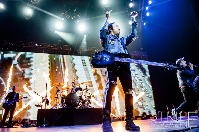 Pete Wentz Releases New Track With Project Cheap Cuts