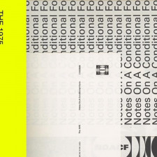 Album Review: The 1975 - Notes On A Conditional Form