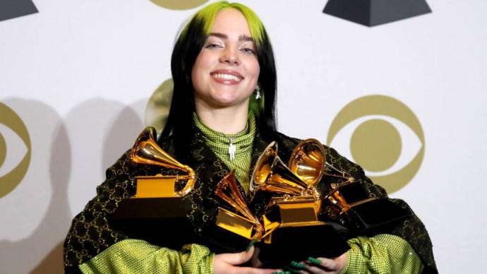 Billie Eilish Reaches Huge Milestone with 'Bad Guy'