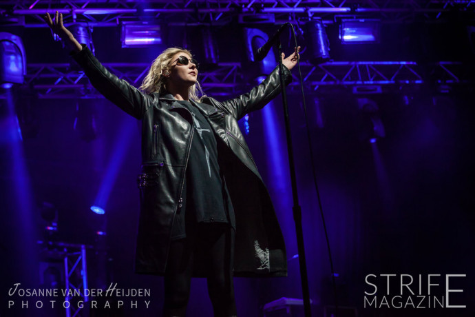 INTERVIEW: Everything 'Death By Rock and Roll' And More With The Pretty Reckless' Taylor Momsen