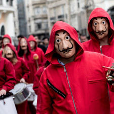 Filming For 'Money Heist' Season 5 Has Wrapped