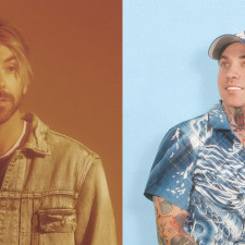 Alex Gaskarth Joins Blackbear On Stage For Live Performance Of 'Monsters'