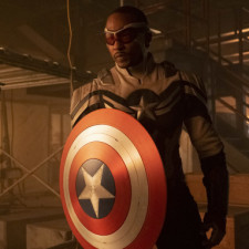Anthony Mackie To Star In 'Captain America 4'