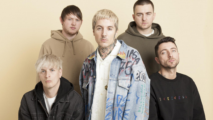 Bring Me The Horizon's Oliver Sykes Is Featured On New Cheat Codes Track