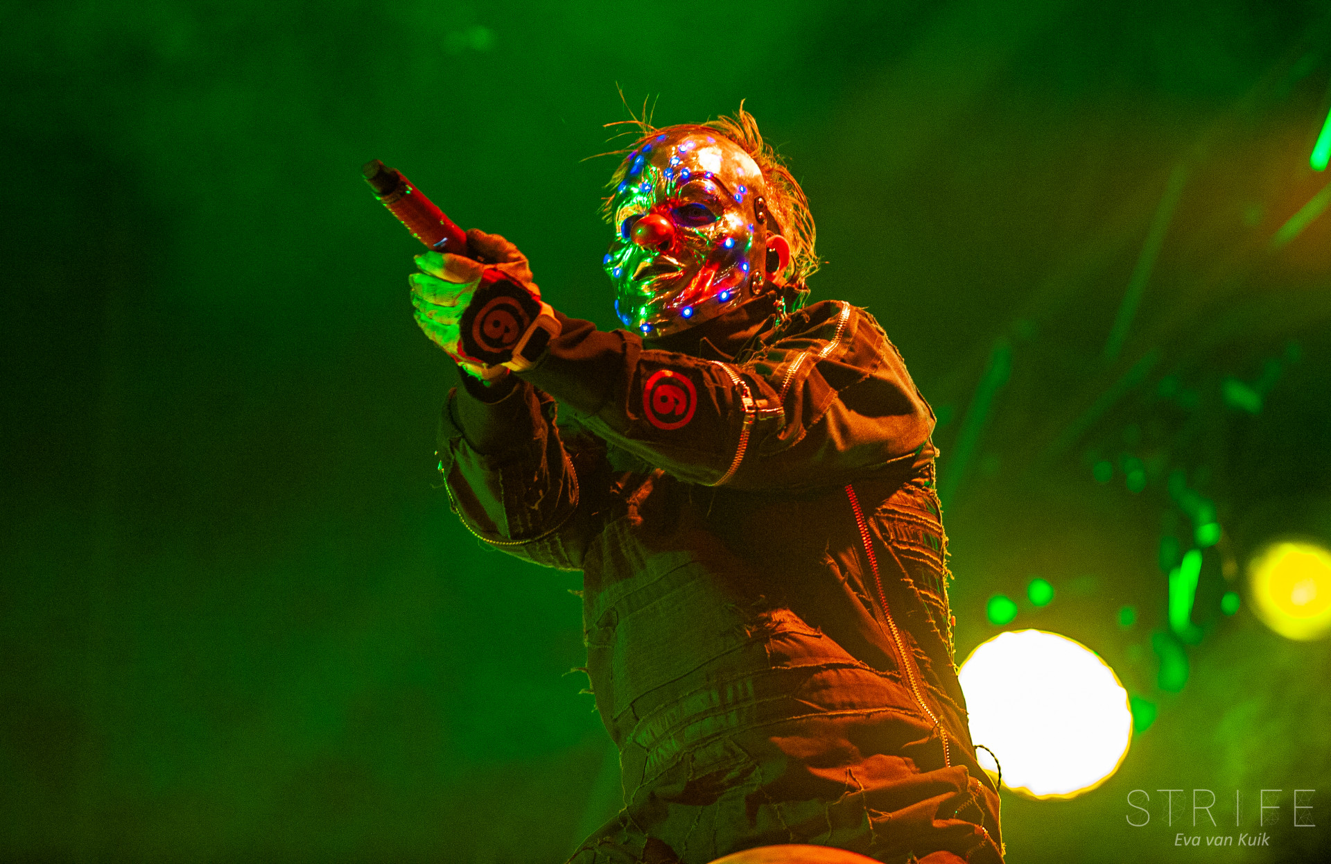Rock Am Ring Slipknot Closes Out Festival With Massive