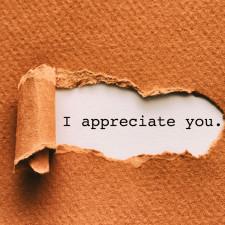 Hoe laat je mensen zien dat je hen waardeert?