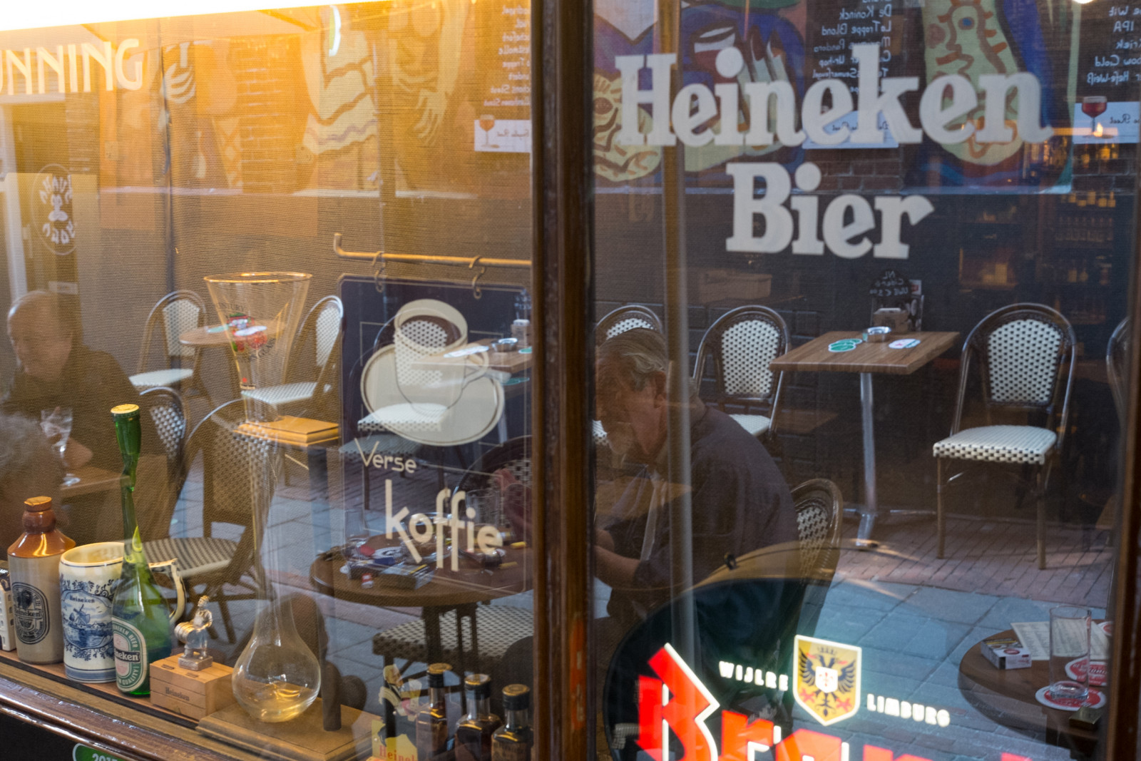 Amsterdam Photo café Heineken