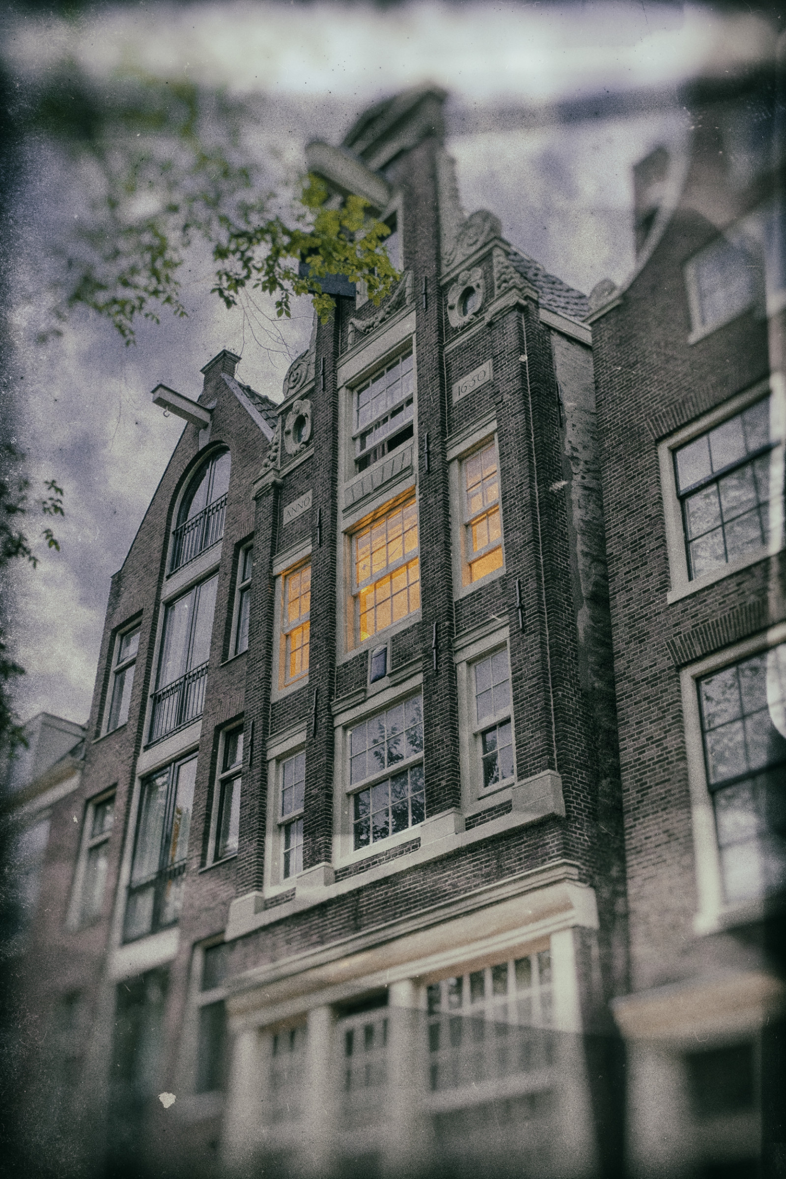 Amsterdam Photo Tour old building