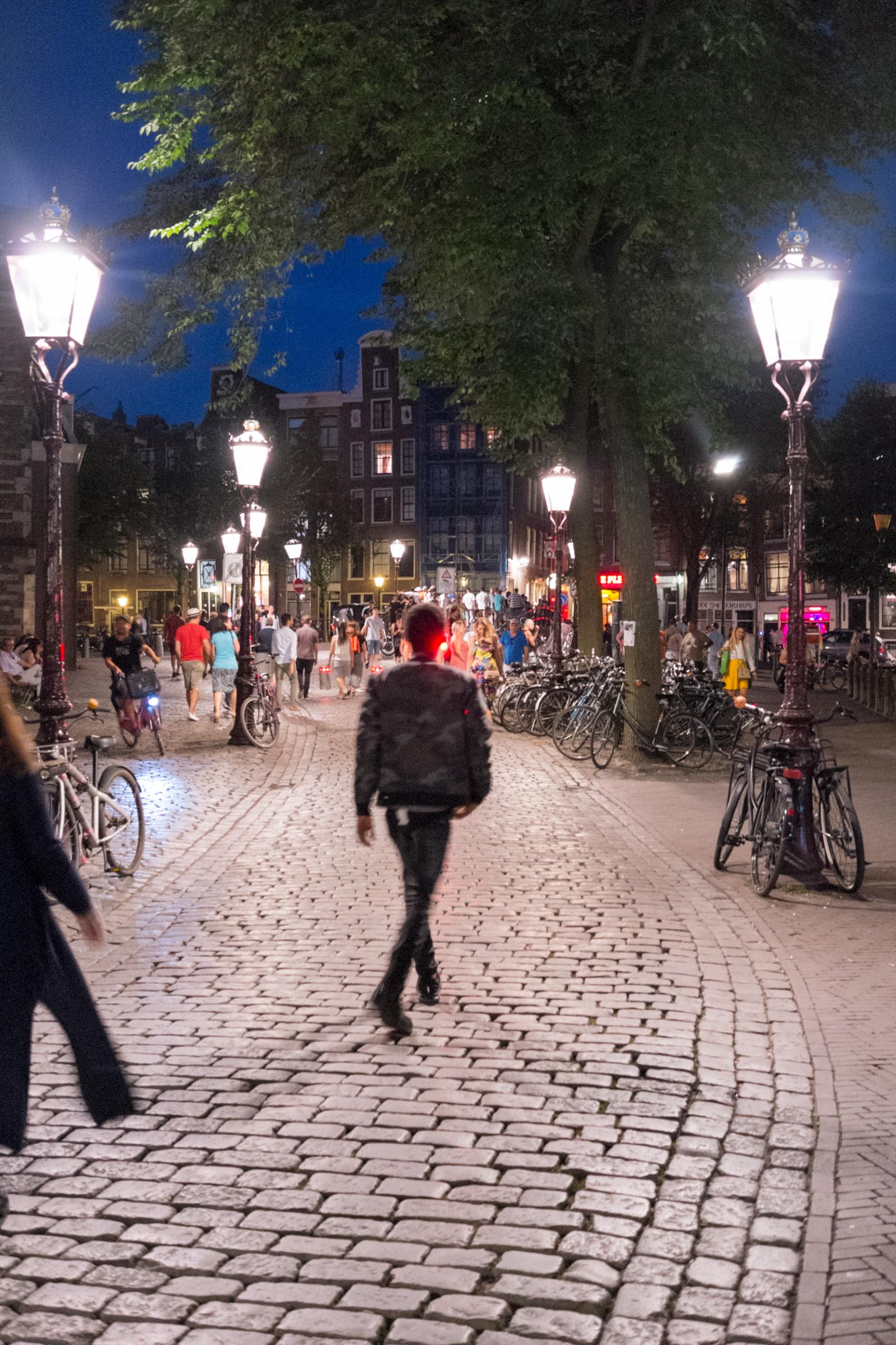 Amsterdam Photo Tour nightlife
