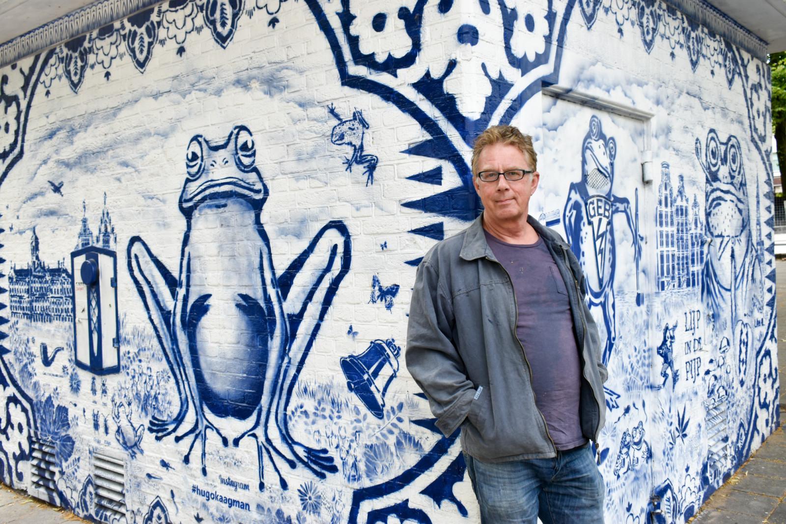 Graffiti urban Hugo Kaagman 2