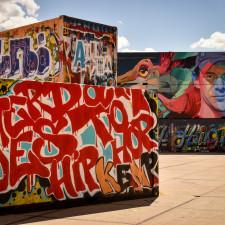 Street art in Amsterdam | The Art Town