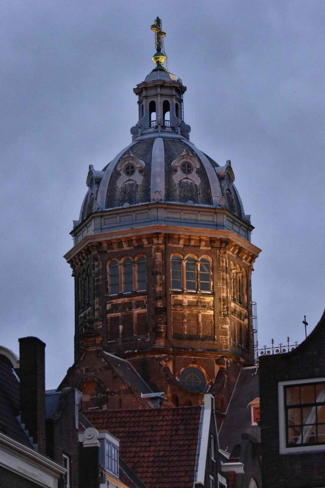 Amsterdam Photo Tours tower
