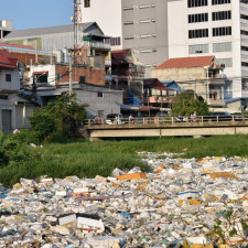 Is Phnom Penh becoming the city of rat race and trash?