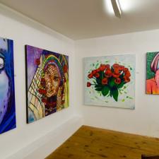Solo Exhibition Joram Baruch. Kunst op gewijde grond