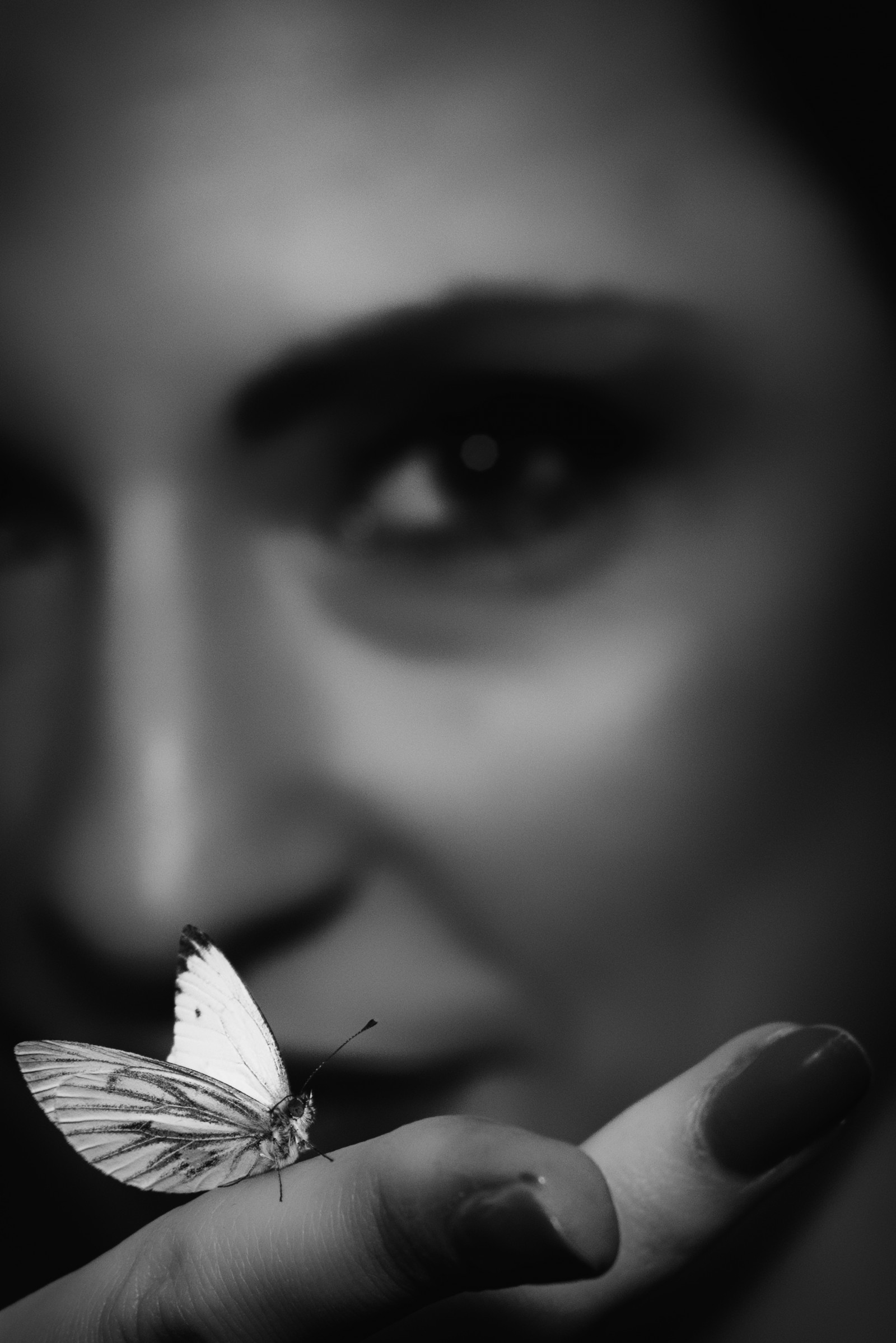 lya-with-butterfly-depth-of-field-photography