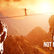 Bravery is not about being fearless