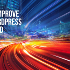 Improve Google Site Speed for Wordpress sites - Case Study