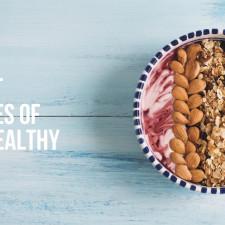 Acht eetprincipes voor een gezonde levensstijl