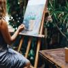 Zoek mensen die kunnen schilderen