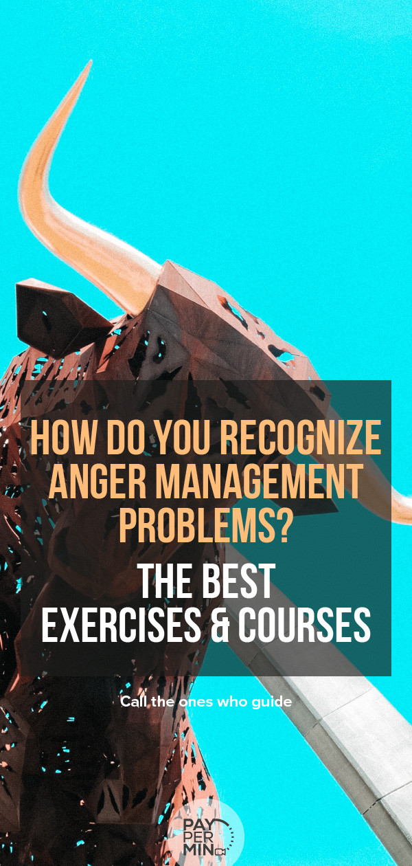 Anger management exercises & courses