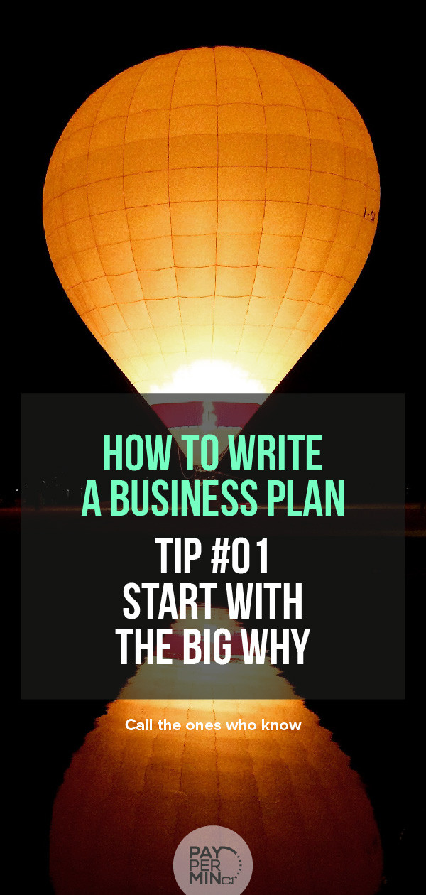 Business plan writers and consultants