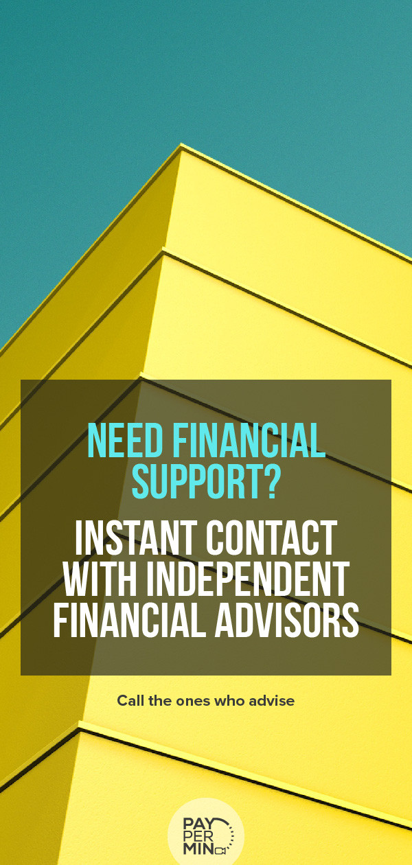 Financial advice and planning