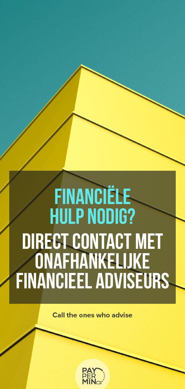 financieel-adviseur
