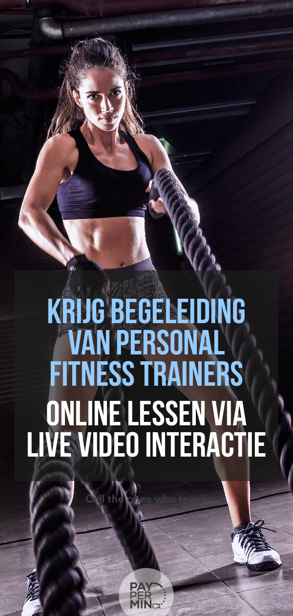 Personal Online Fitness Trainers