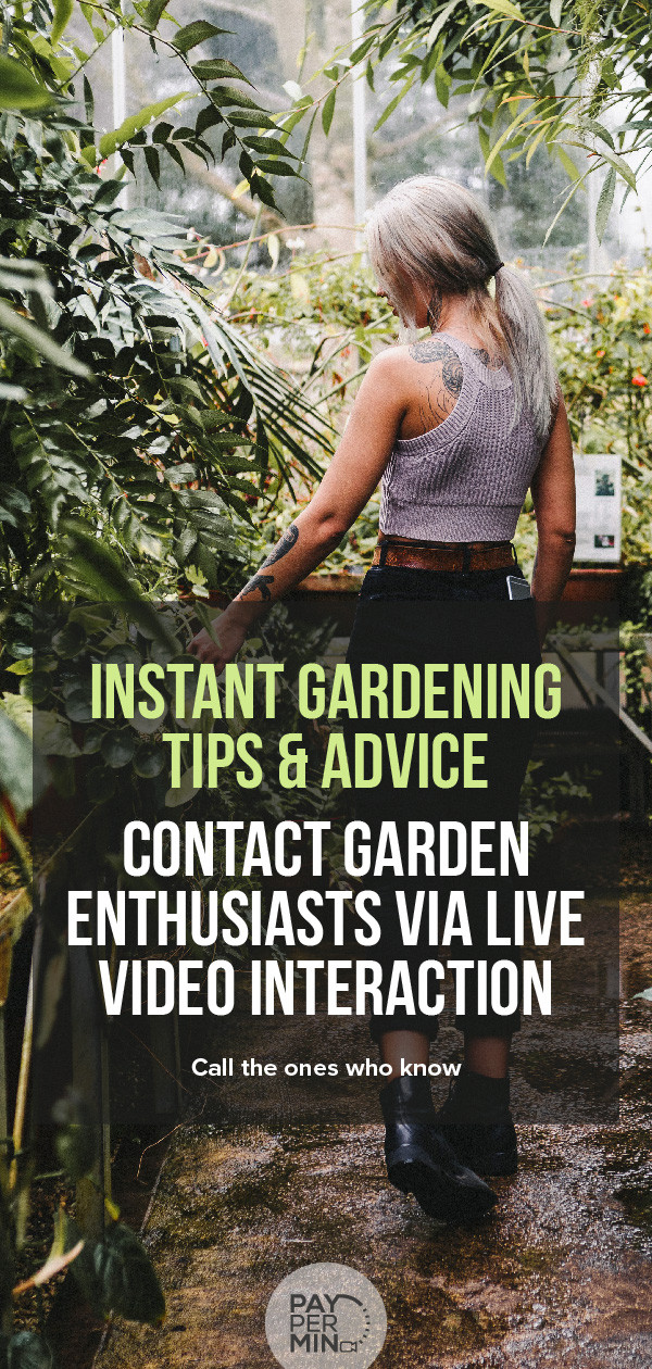 Tips from gardeners and gardening enthousiasts
