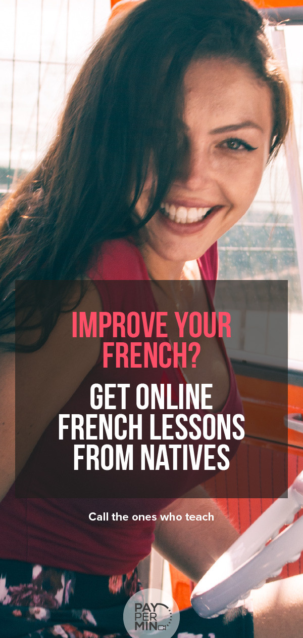 Learn how to speak French for beginners online