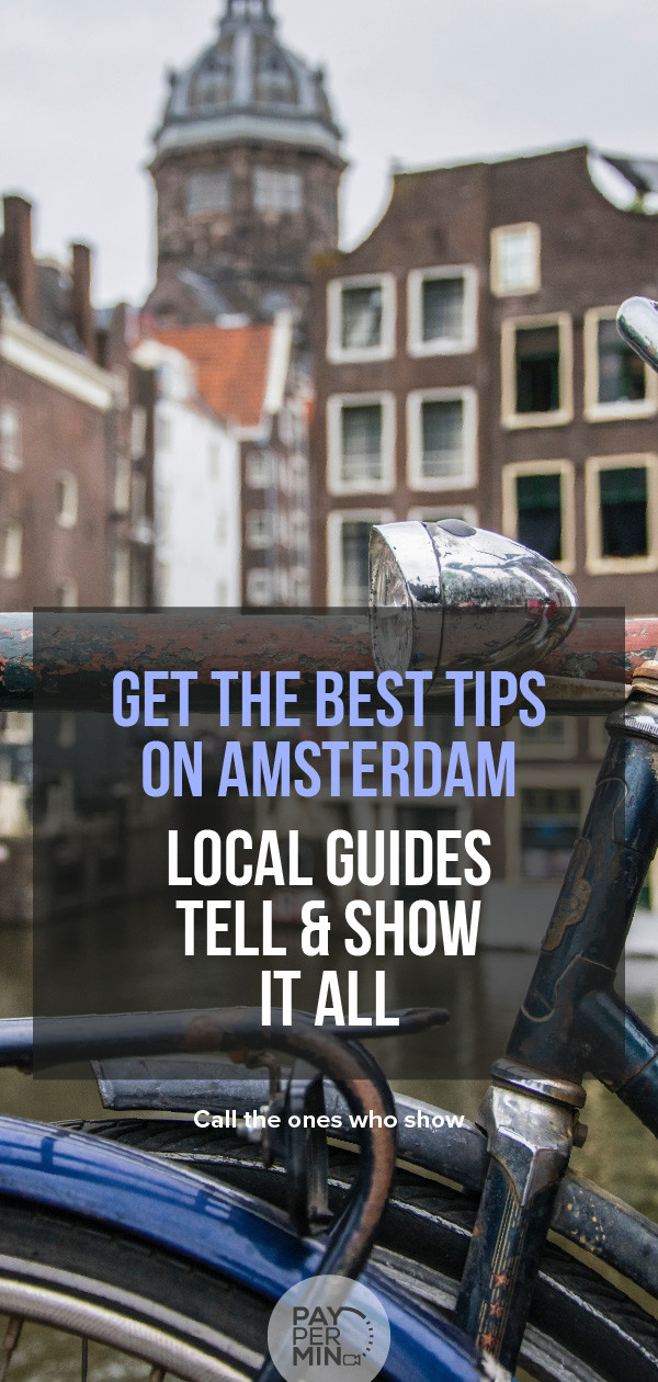 Local Guides in Amsterdam