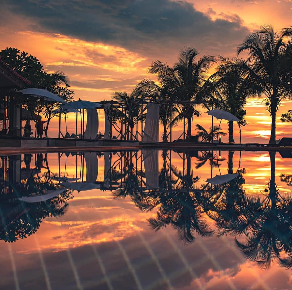 sunset-bij-cabana-koh-chang
