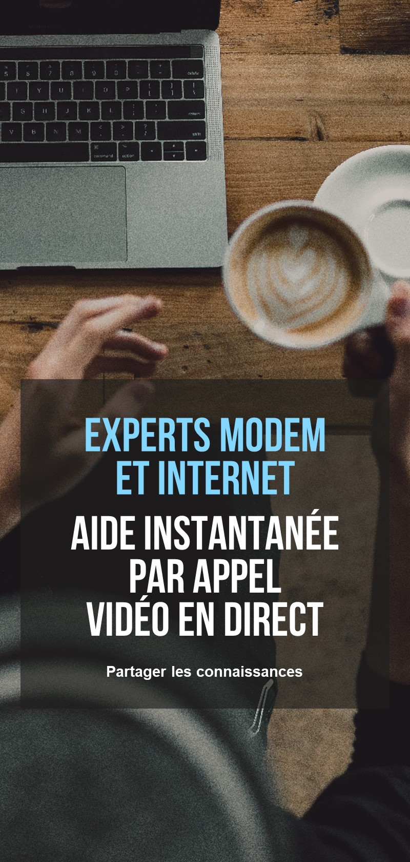 Experts modem et internet chez The ONE