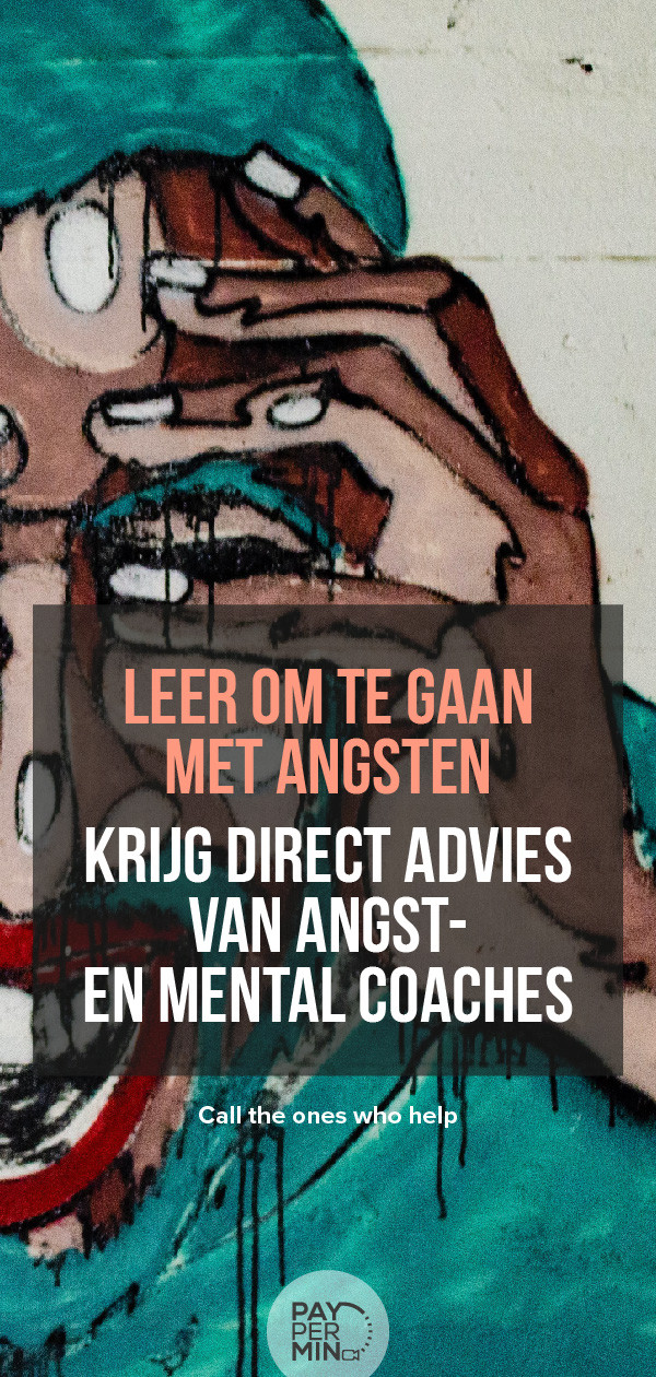 Angst management tips & technieken