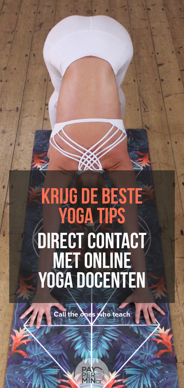 online-interactieve-yoga-lessen