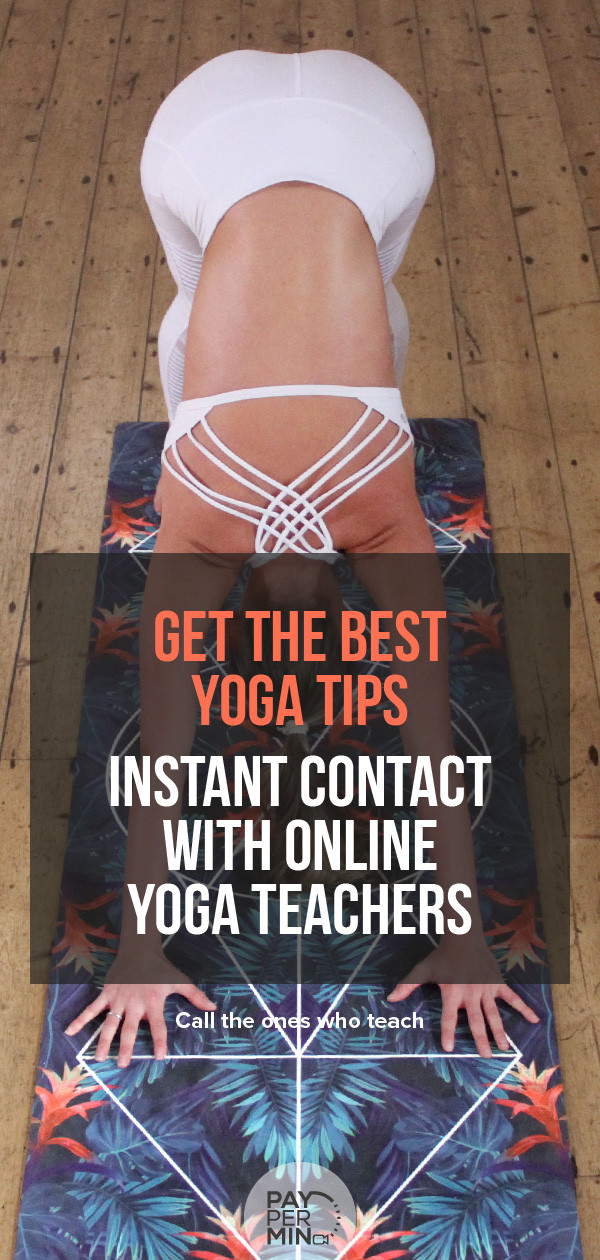 Online yoga courses & teachers