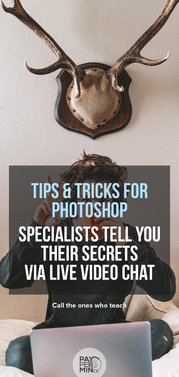 Photoshop tips and tutorials