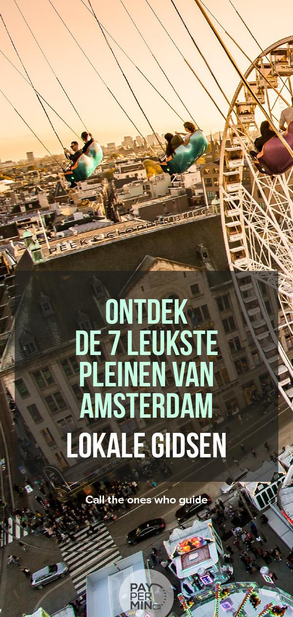 pleinen-in-amsterdam