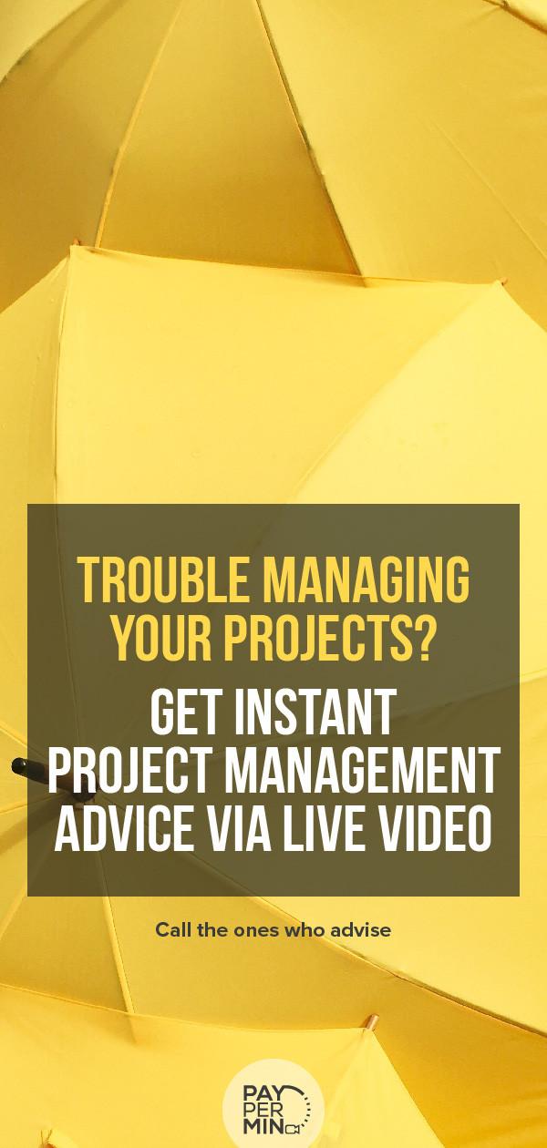 project-management-advice