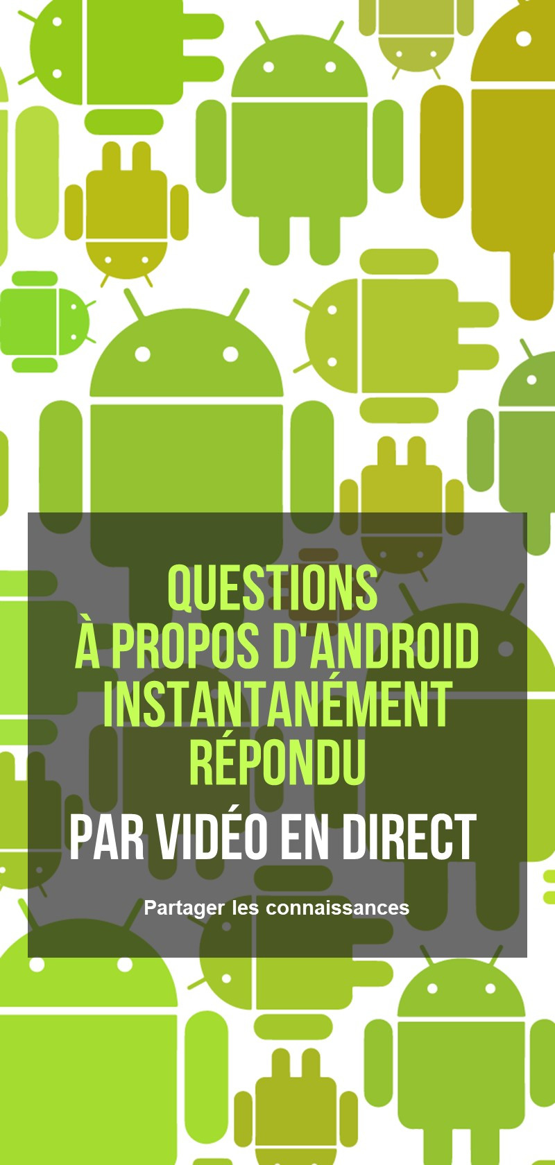 Questions sur Android