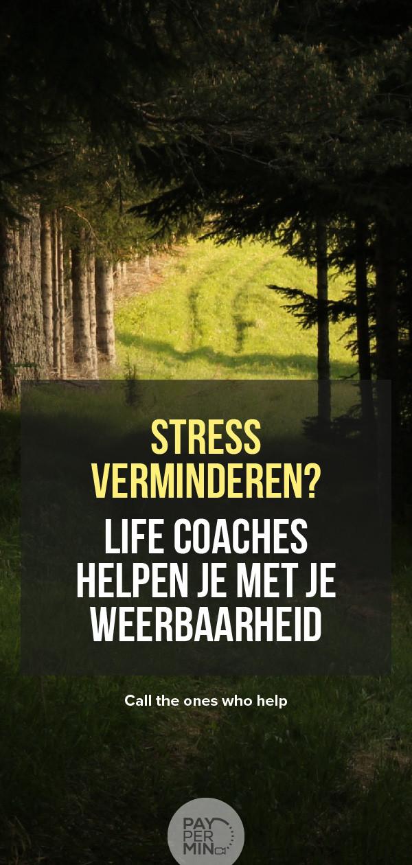 stress-vermindering