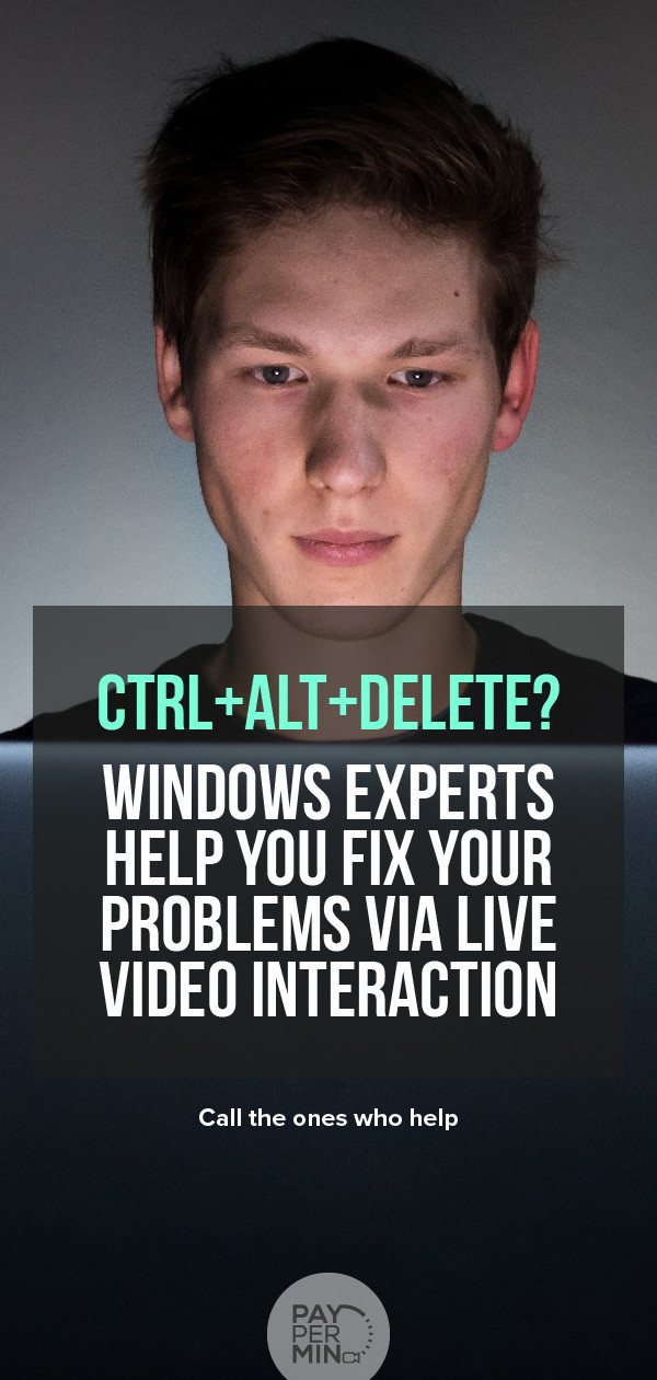 Windows Experts to Support You