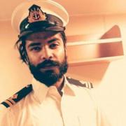 Raghav Bhanot - navigating officer