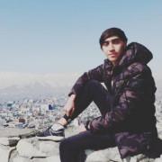 Ahmad Fahim Haqyar - study and sport