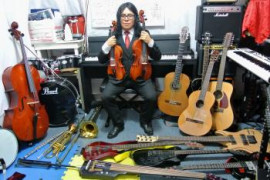 Jonathan N Guitarrista