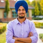 Tejinder Singh - Student