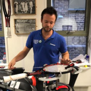 Timo van Driel - ATP Stringer, shop!