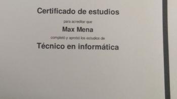 Arturo Mena's media